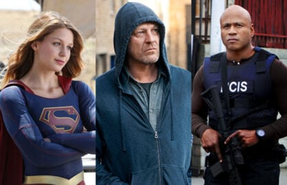 Supergirl Legends NCIS LA