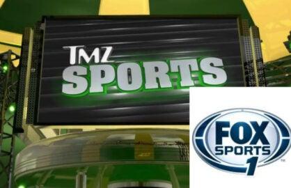 TMZ Sports FS1