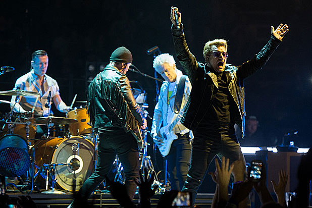 U2 Tour Dates and Concert Tickets | Eventful