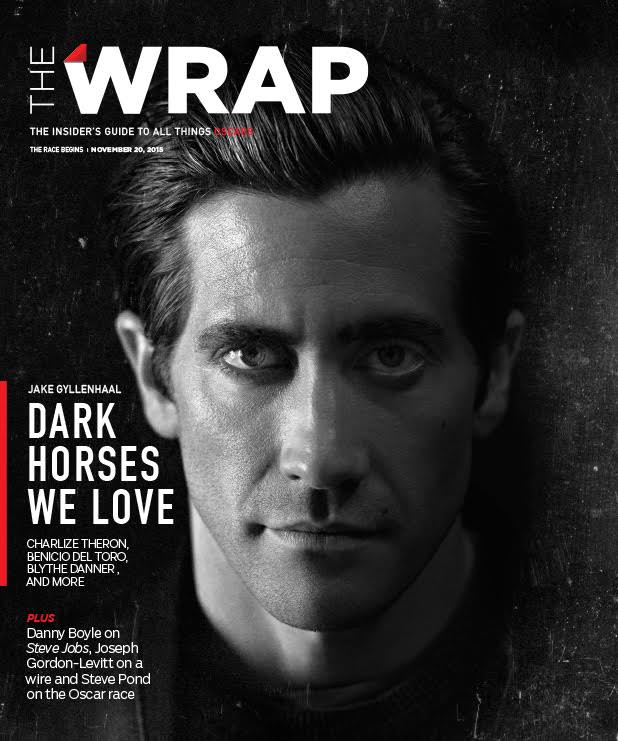 Wrap magazine Jake Gyllenhaal cover