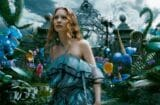 alice through the looking glass. clip