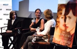 Alicia Vikander at TheWrap's Screening Series