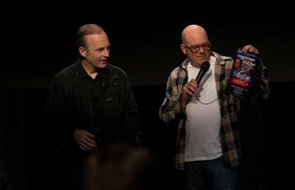 bob and david review