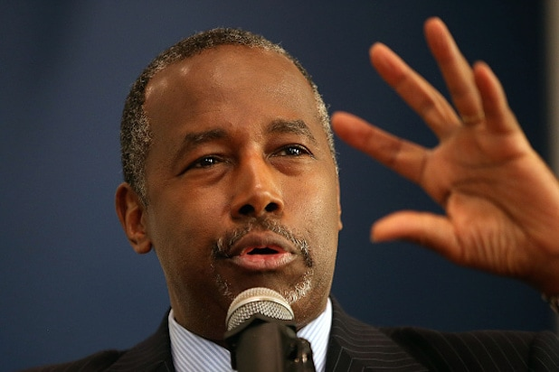 CNN and 'Liberal Media' Hate 'Uppity' Black Conservative Ben Carson, NY Post  Columnist Argues