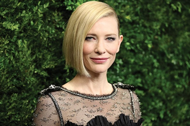 Cate Blanchett Manifesto