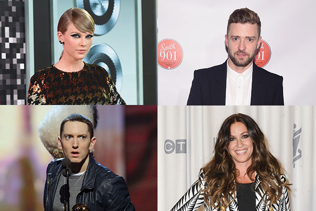 Singers Who Have Dissed Actors