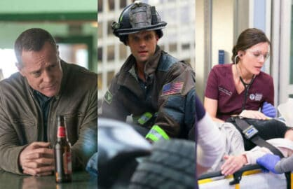 Chicago Med, Chicago Pd, Chicago Fire