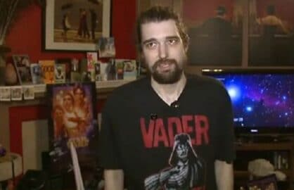 daniel fleetwood dying star wars fan