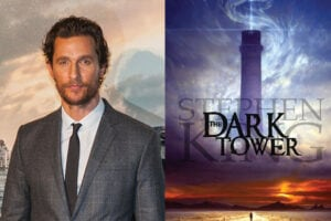 Matthew McConaughey in Dark Tower