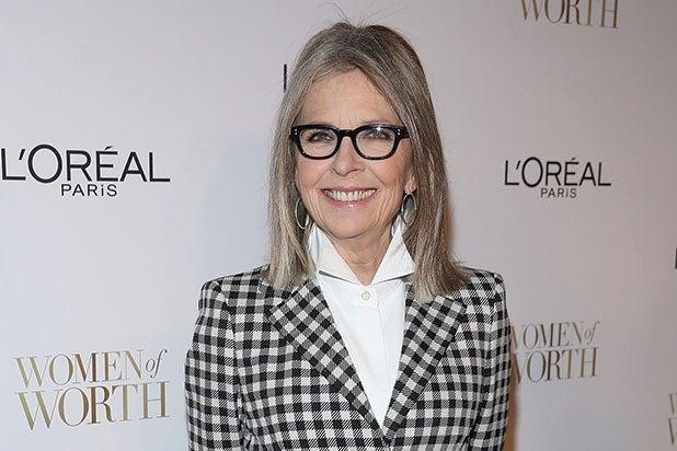 Diane Keaton AFI Award Cannes