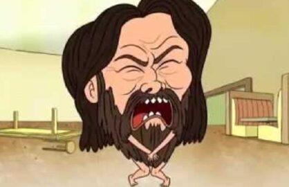 garrett bobby ferguson the regular show cartoon network