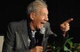Ian McKellen at a BAFTA Q&A