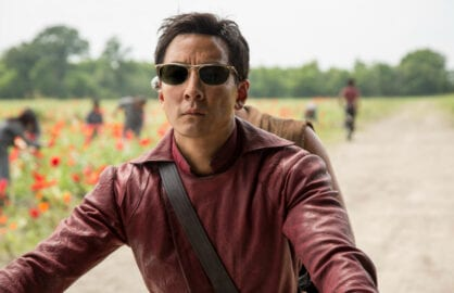 into the badlands review