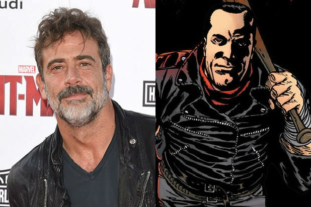 Walking Dead Offers First Look At Negan Photos