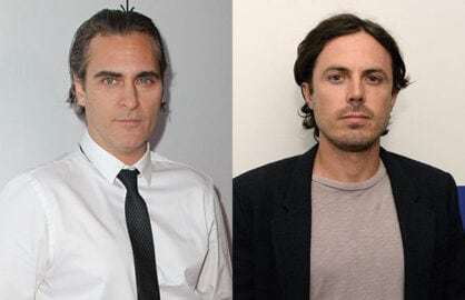 "Joaquin Phoenix, Casey Affleck for ""Far Bright Star"""