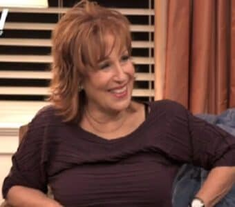 joy behar husband photos