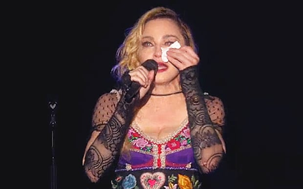 madonna stockholm paris like a prayer