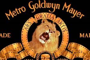 MGM's logo