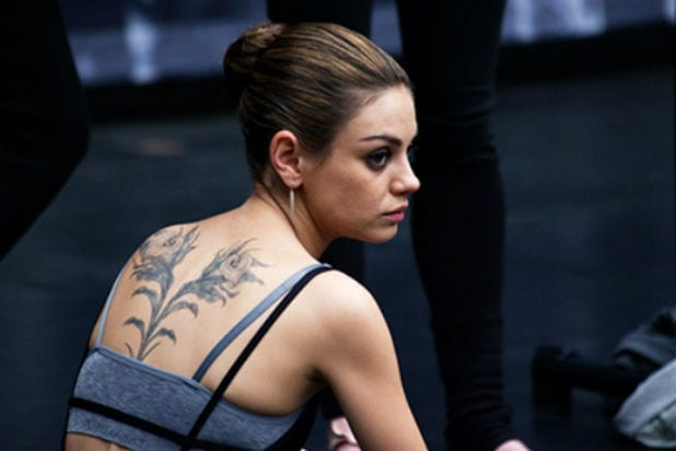 Mila Kunis skinny