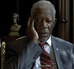 "Morgan Freeman's ""Momentum"" Makes $69"