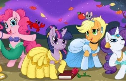 my lttle pony