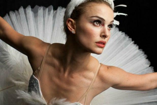 Natalie Portman Black Swan skinny