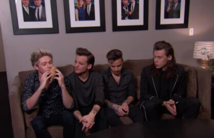 One Direction potato