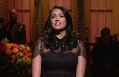 Moving 'SNL' Paris Tribute Is Tough Act to Follow, But Host