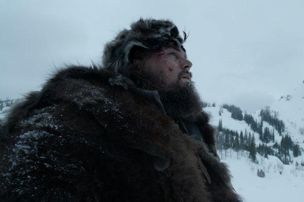 Leonardo DiCaprio Eats a Real Bison Liver In 'The Revenant'