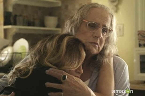 jeffrey tambor Transparent season two