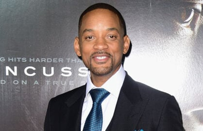 "Will Smith Was ""Conflicted"" About ""Concussion"" Role"