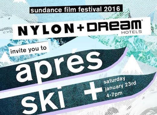 Nylon x Dream Hotels Apres Ski