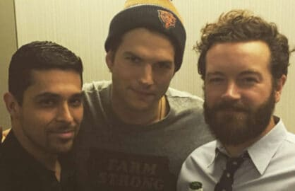 """""""That 70s Show"""" Reunion"""