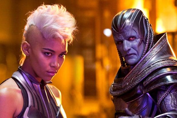 Alexandra Shipp X-Men Apocalypse