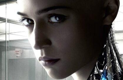 Alicia Vikander in Ex Machina