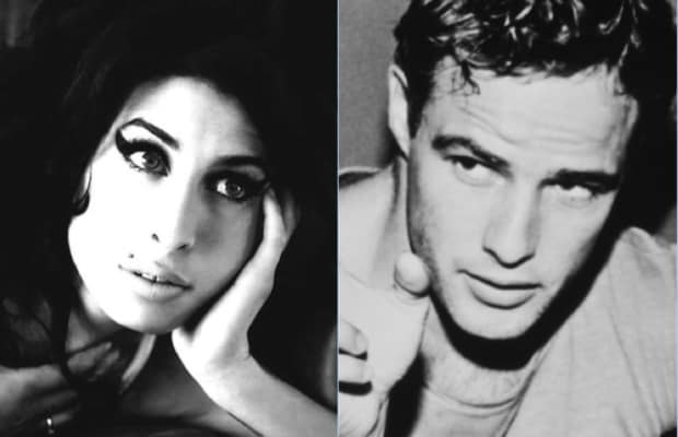 Amy Winehouse Marlon Brando