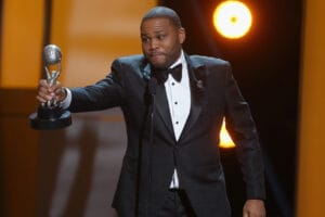 Host Anthony Anderson at the 46th NAACP Image Awards Presented By TV One - Show