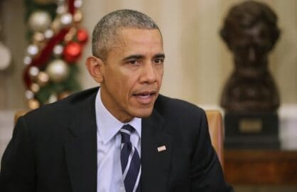 Obama Makes Statement On San Bernardino Shootings At White House