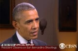 Barack Obama San Bernardino Shooting