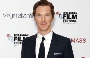 "Benedict Cumberbatch First Look ""Doctor Strange"""