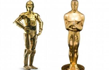 C-3P0 and Oscar