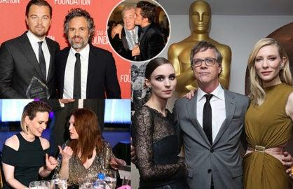COVER - Oscar Contenders II - Leo DiCaprio Mark Ruffalo Carol Cate Blanchett
