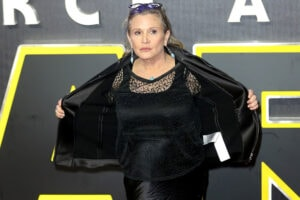 Carrie Fisher Heroin OD Lawsuit Moves Toward Trial