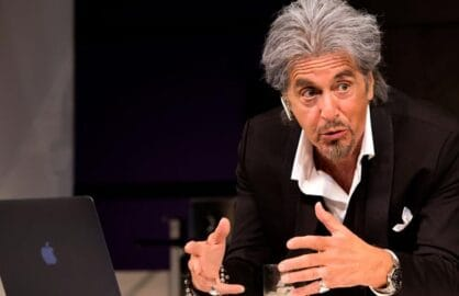 """Al Pacino in """"China Doll"""""""
