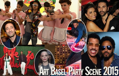 Cover - Art Basel Party Scene 2015