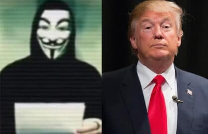 Donald Trump Anonymous