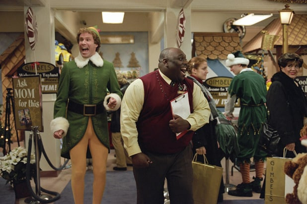 elf abc familys 25 days of christmas cables biggest programming event of the year returns with 25 continuous days of holiday themed entertainment - Disney Channel Christmas