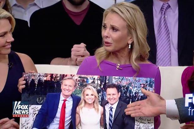 Elisabeth Hasselbeck Last Day Fox News