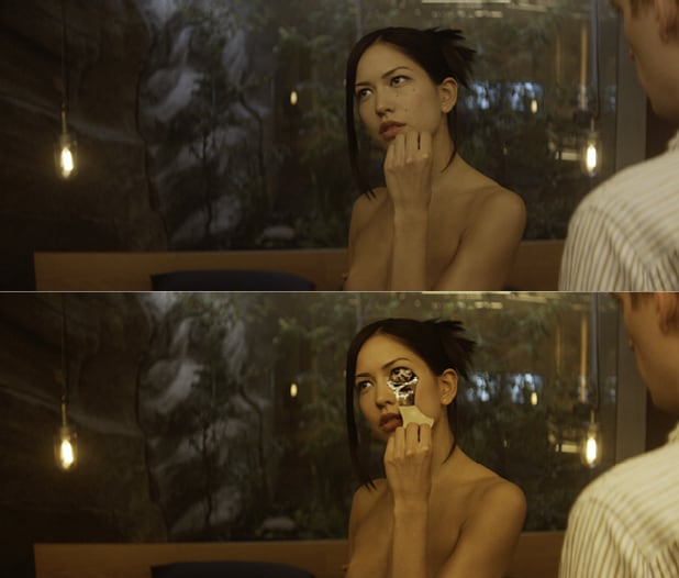 Ex Machina VFX stills