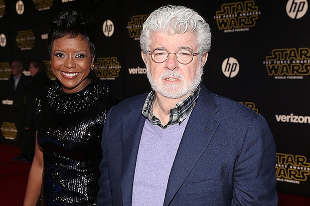 George Lucas Solo Star Wars